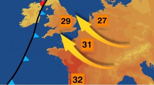 MeteoGroup wordt nieuwe leverancier weerbericht BBC