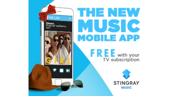 Nederlandse tv-kijkers krijgen gratis online muziekdienst