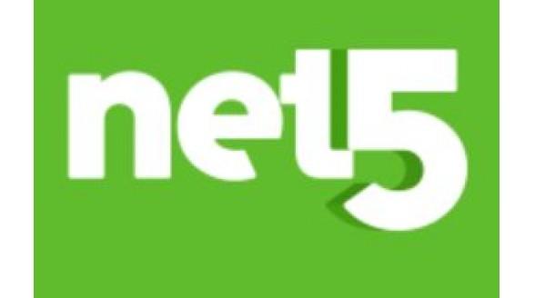 Net5 in nieuw jasje