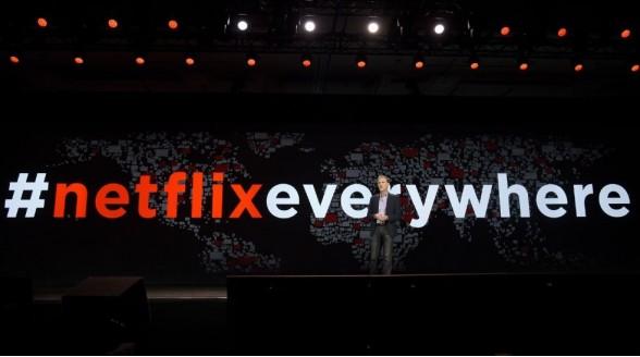 Netflix bij steeds meer kijkers op zwart