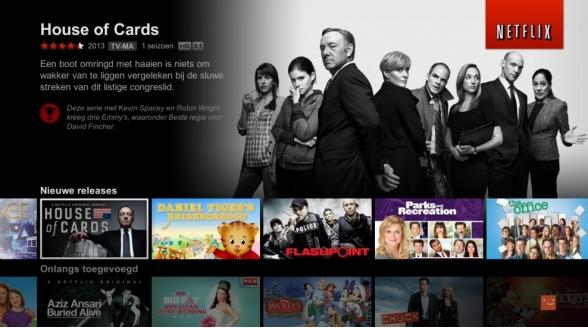 Netflix gaat Smart TV's voor kijken Ultra HD goedkeuren