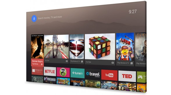 Netflix in 4K Ultra HD met Android TV