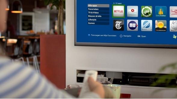 Netflix krijgt lineair rode knop-kanaal bij KPN