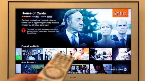 Netflix op weg naar miljoen Nederlandse abonnees