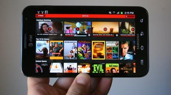 Netflix net zo populair als NPO