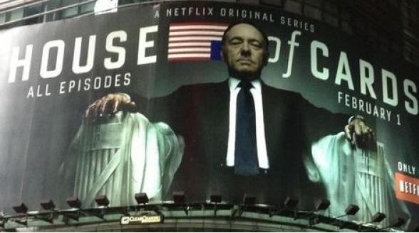 Netflix wil per jaar twintig eigen series uitbrengen