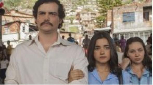 Nieuw volledig seizoen cocaïneserie Narcos op Netflix