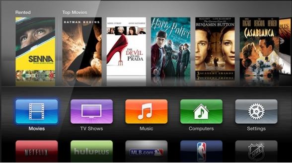 Nieuwe Apple TV mediaspeler op komst