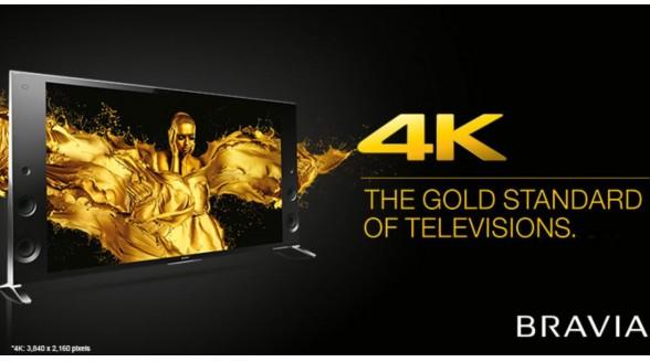 Nieuwe lijn Sony Bravia TV legt nadruk op 4K