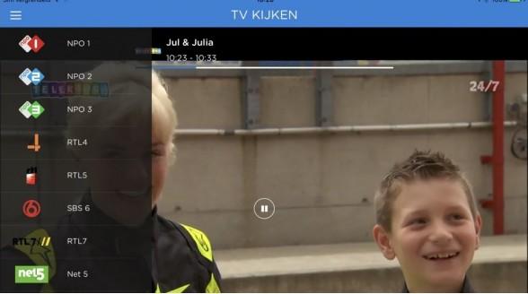 Nieuwe online tv-dienst KNIPPR landelijk beschikbaar