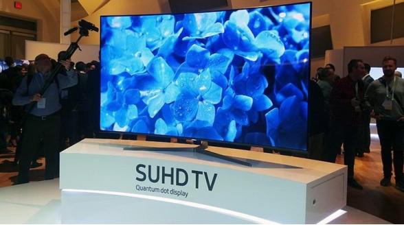 Nieuwe Samsung Ultra HD-televisies in de winkels