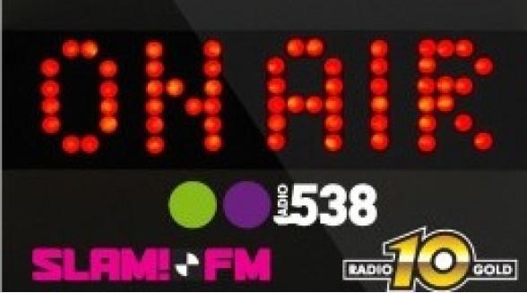 Nieuwe zender Radio 538 via DAB+