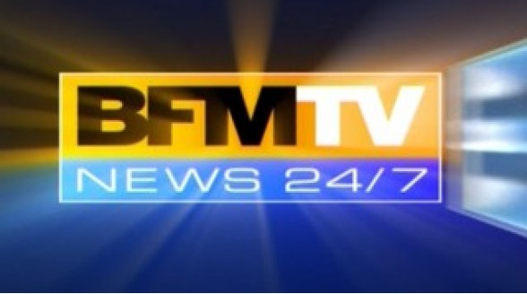 Nieuwszender BFM TV bij Proximus