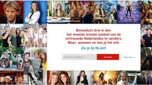 NLziet wil tv-zenders live gaan streamen