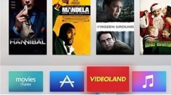NOS nu ook op Apple TV