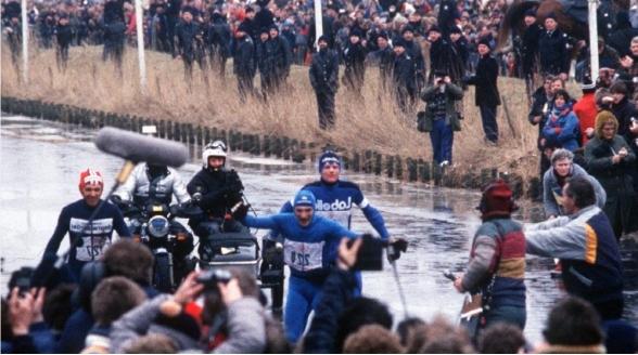 NPO herhaalt hele Elfstedentocht 1985 op 21 februari