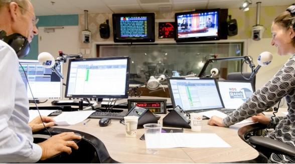 NPO Radio 1 vernieuwt sport- en nieuwsprogrammering