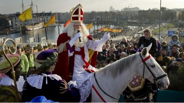 NTR krijgt forse Sinterklaas-boete