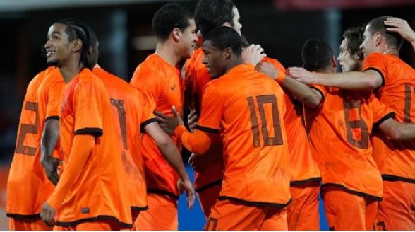 Oefeninterland Nederland – Griekenland op SBS6 en NUsport