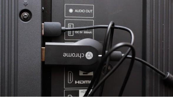 Online.nl biedt tv-kijken via Chromecast