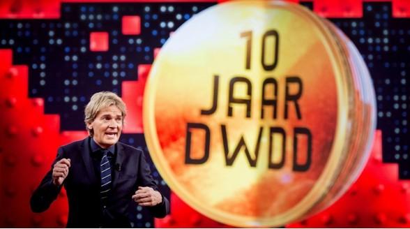 Ophef over nog hoger salaris DWDD-presentator