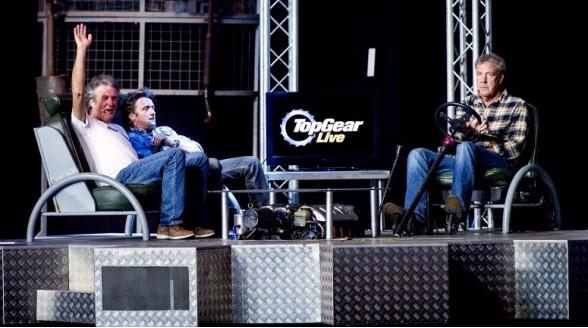 Oud-presentatoren Top Gear maken gezamenlijke doorstart
