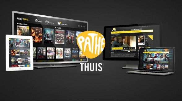 Pathé Thuis voegt Chromecast toe