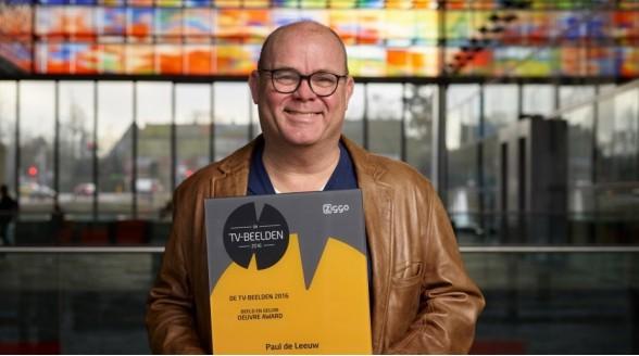 Paul de Leeuw krijgt Ziggo tv-prijs