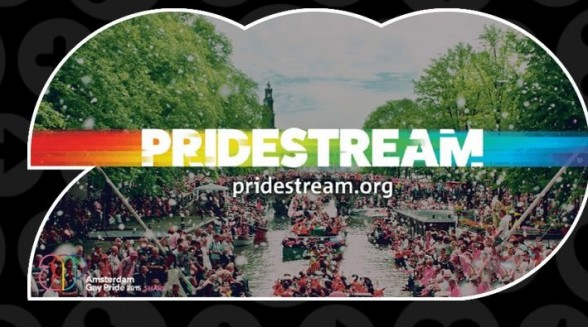 Pride Amsterdam via speciale webstream en landelijk op AT5