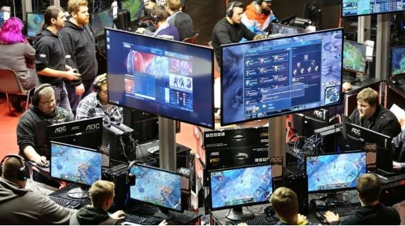 Primeur op Fox Sport met gaming