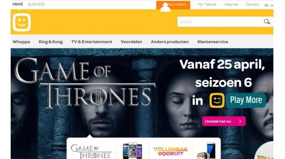 Problemen met Netflix bij Telenet