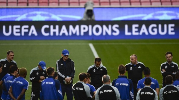 PSV – Manchester United in Champions League live op SBS6