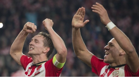 PSV in Champions League live op SBS6