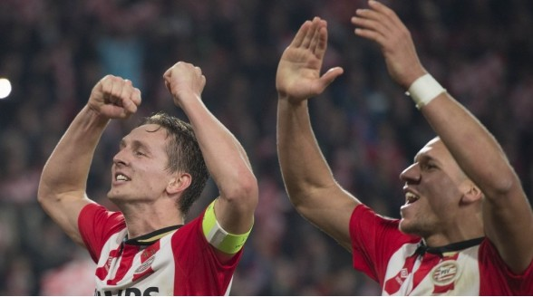 PSV in Champions League live op tv, radio en internet