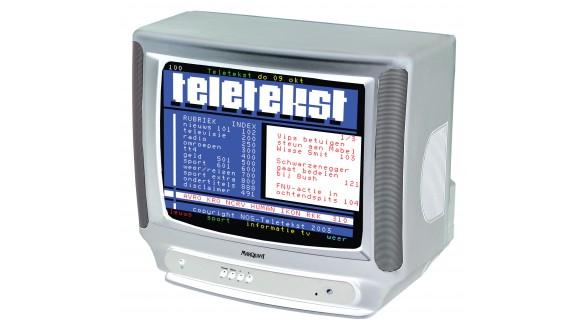 Publieke omroep VRT stopt met Teletekst