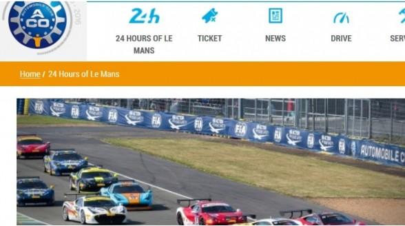Racemarathon 24 uur Le Mans zowel op RTL 7 als Eurosport
