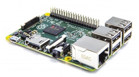 Raspberry Pi 3 heeft WiFi en Bluetooth