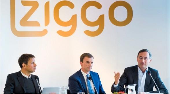 Liberty Global mag resterende aandelen Ziggo opeisen