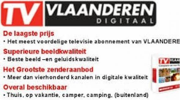 Regiozenders Brabant, Limburg, Zeeland bij TV Vlaanderen