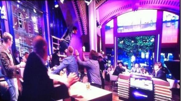 Ook RTL Late Night scherpt beveiliging aan