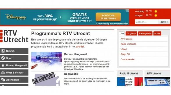 RTV Utrecht schrapt Henk Westbroek en Maarten van Rossem