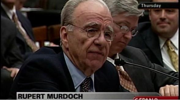 Rupert Murdoch met pensioen