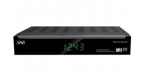SAB Titan III Combo HD: De ideale hybride HD-ontvanger