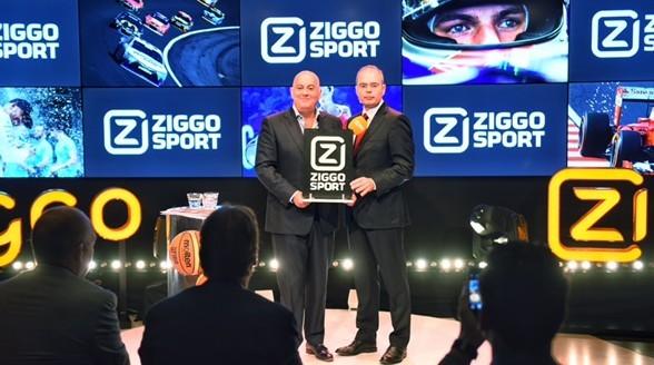 Samenwerking Ziggo Sport en AD