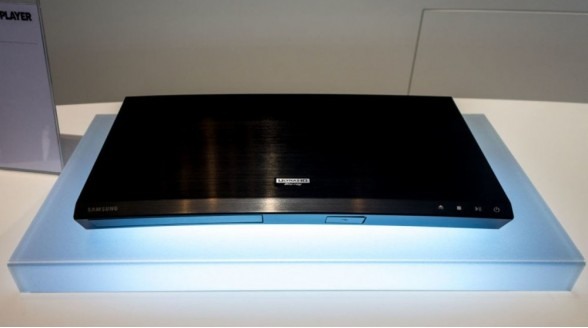 Samsung Ultra HD Blu-ray speler vanaf mei verkrijgbaar