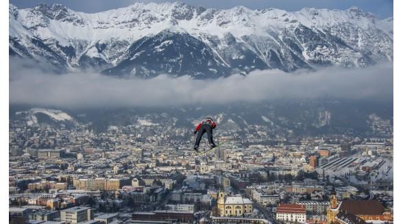 Skispringen Garmisch live bij Eurosport
