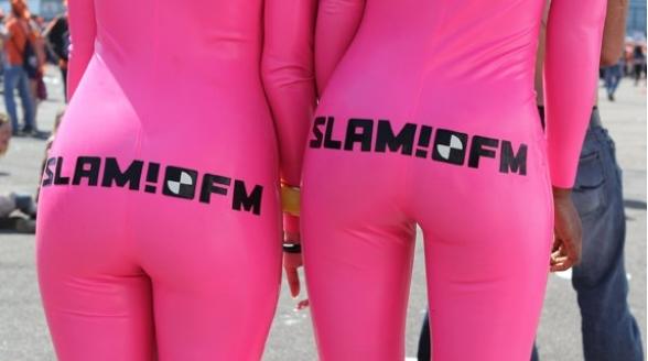 SLAM!FM viert tiende verjaardag