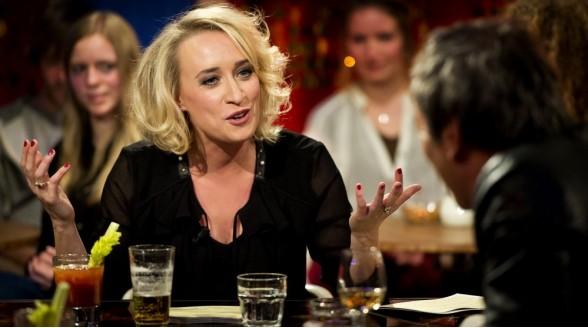 Sport verdrijft Eva Jinek van tv
