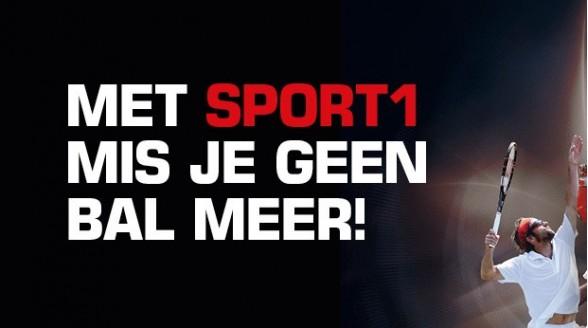 Sport1 GO ondersteunt Chromecast