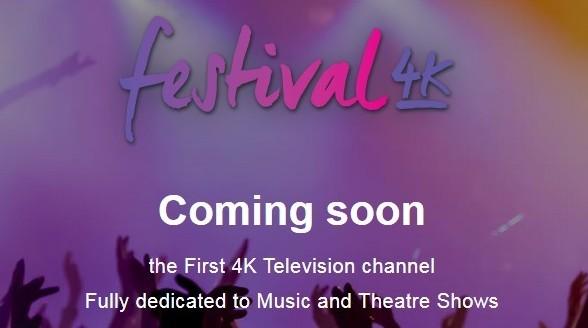 Stingray koopt Nederlandse Ultra HD-zender Festival 4K